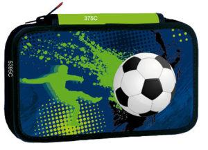 Školní třípatrový penál Stil – Fotball 3