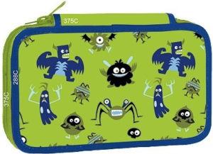 Školní třípatrový penál Stil – Monsters