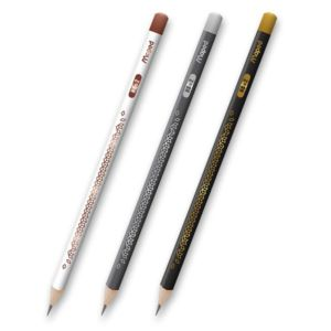 Tužka Maped Deco – tvrdost HB (číslo 2), mix barev
