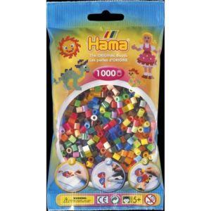 Zažehlovací korálky Hama -H207-68 mix 1.000 ks