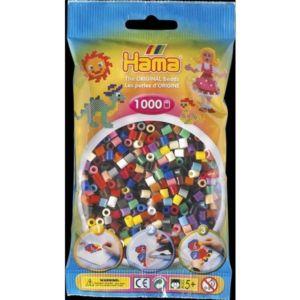 Zažehlovací korálky Hama H207 -67 –  mix 1.000 ks