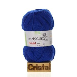 Cristal modrá 3750