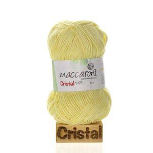 Cristal světle žlutá 5305