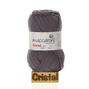 Cristal šedá 2303