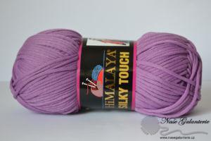 Silky Touch fialová 05