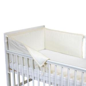 Babyrenka ochranný límec do postýlky 180 cm Uni natur