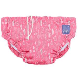 Bambino Mio koupací kalhotky XL 12-15 kg Petal