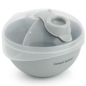 Canpol zásobník na sušené mléko grey