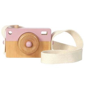Little Dutch dřevěný fotoaparát růžový