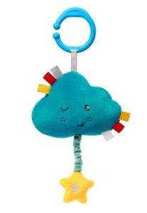 Dětská hračka na kočárek BabyOno s melodií Mráček