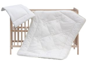 Dětský set peřinka a polštář Scarlett Bambus 100 x 135 cm