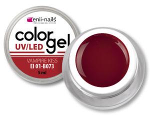 Barevný UV gel – Vampire kiss 5 ml