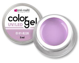 Barevný UV/LED gel 5 ml č.228