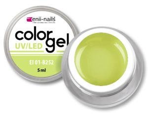 Barevný UV/LED gel 5 ml č.252