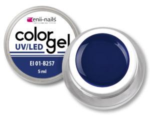 Barevný UV/LED gel 5 ml č.257