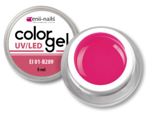Barevný UV/LED gel 5 ml č.289