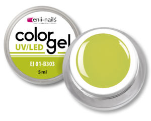 Barevný UV/LED gel 5 ml č.303