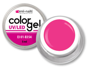Barevný UV/LED gel 5 ml č.354