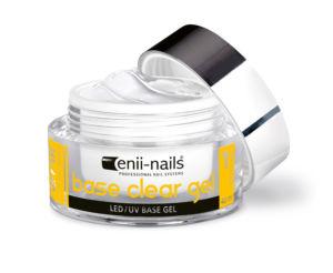 ECO 1  UV gel podkladový průhledný 40 ml