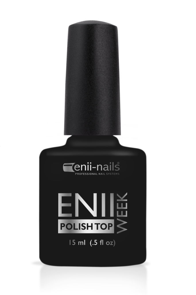 Enii – week polish TOP COAT 15 ml