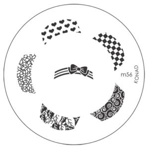 Konad destička – m56