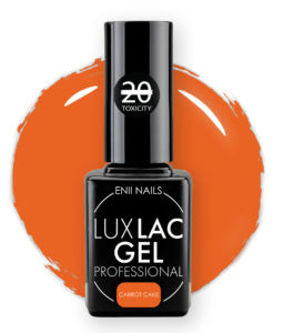 LUX GEL LAC 29. CARROT CAKE 11 ml