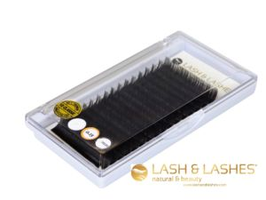 Řasy LASH & LASHES 11 mm