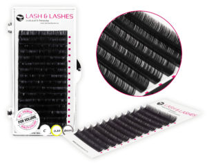 Řasy LASH & LASHES 8 mm