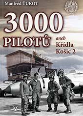 3 000 pilotů