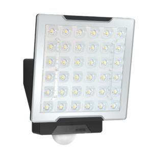 STEINEL PROFESSIONAL XLED PRO Square svítidlo venkovní senzorové, bílé / černé