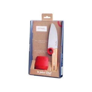Dětský nůž + chránič prstů – Opinel