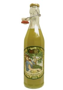 Basso  Olivový olej extra panenský přírodní 500ml