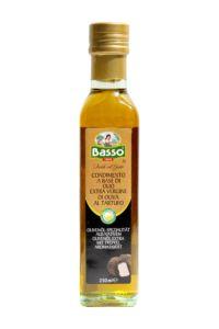 Basso  Olivový olej panenský s příchutí lanýže 250ml
