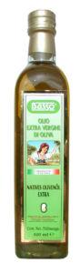 Basso Olej olivový extra panenský Premium 500ml
