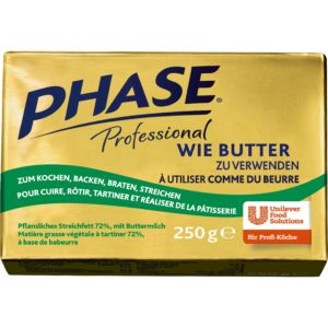 PHASE Professional wie Butter 250g