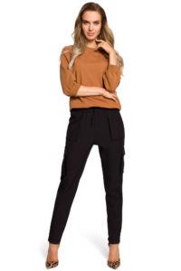 Dámské kalhoty M425 černá
