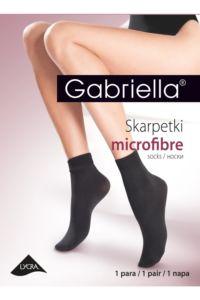 Gabriella ponožky 601 microfibre čokoládová