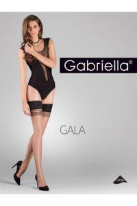 Samodržící punčochy 431 Gala nocciola