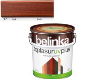 BELINKA TOPLASUR UV PLUS 17 teak 10L