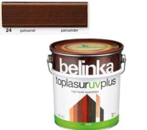 BELINKA TOPLASUR UV PLUS 24 palisandr 2,5L