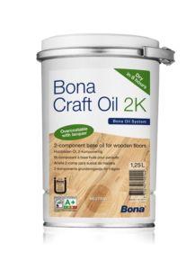 Bona Craft Oil 2K neutral/přírodní 1,25L