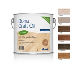 Bona Craft Oil Neutral / Přírodní 1L