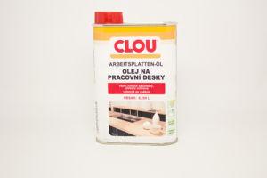 Clou ARBEITSPLATTEN-ÖL (Olej na pracovní desky) bezbarvý