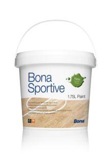 Bona Sportive Paint – 1,75L Černá