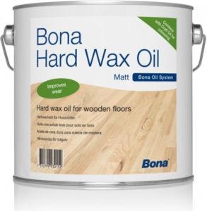Bona Tvrdý voskový olej (Bona Hard Wax Oil) – extramat   2,5L