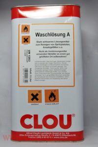 Clou WASCHLÖSUNG A (Omývací roztok k čištění nářadí)