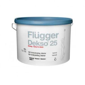 Flügger Dekso 25, bílá i báze k tónování 0,7 L