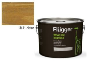 Flügger Wood Oil Impredur (dříve Impredur Nano Olej) – ochranný olej- 3L odstín U411 natur
