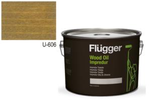 Flügger Wood Oil Impredur (dříve Impredur Nano Olej) – ochranný olej- 3L odstín U606