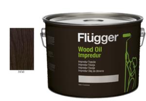 Flügger wood oil impredur color (dříve impredur nano olej) – ochranný olej- 3l odstín 3150